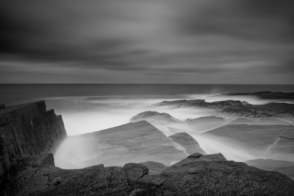 South Head, Wick - 1st attempts at long exposure with my new B+W 10 stop ND filter