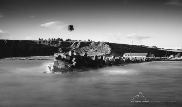 Dunbeath Harbour