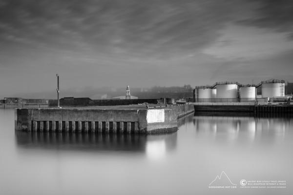 South River Pier, Wick