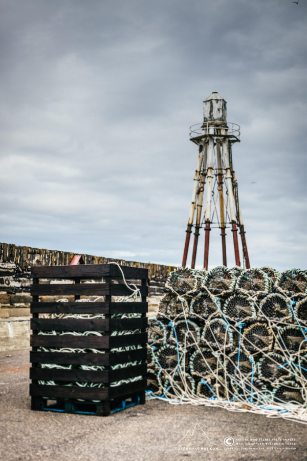 North Quay Light Tower, Wick