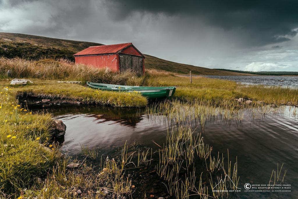Loch Scye
