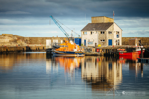 RNLI Lifeboat Station, Wick harbour