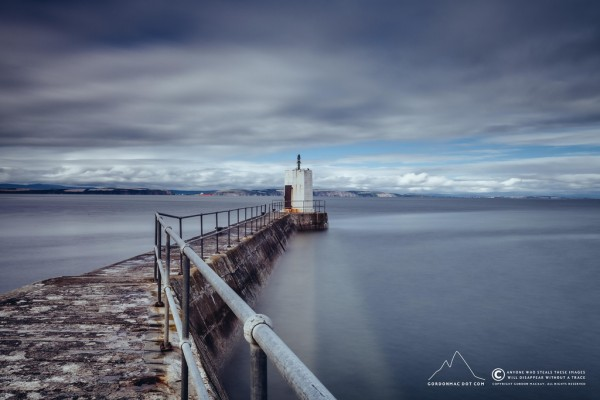 Nairn's East Breakwater