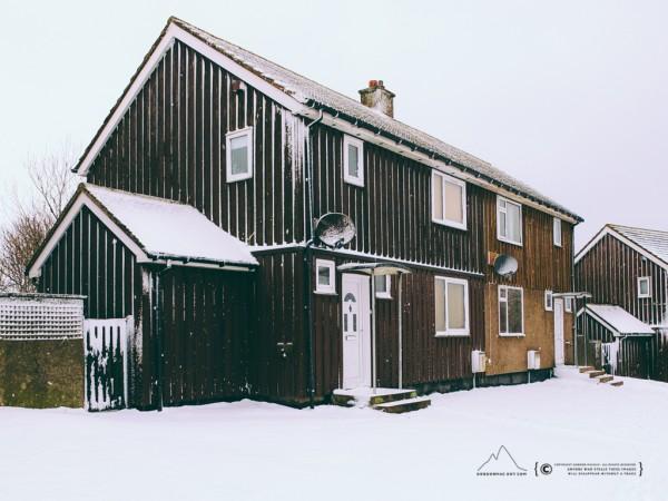 044/365 - Snowy Thurso
