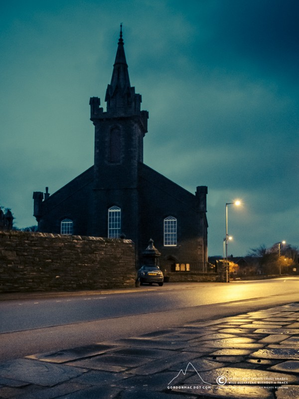 066/365 - Ye Olde Parish Church (X10)