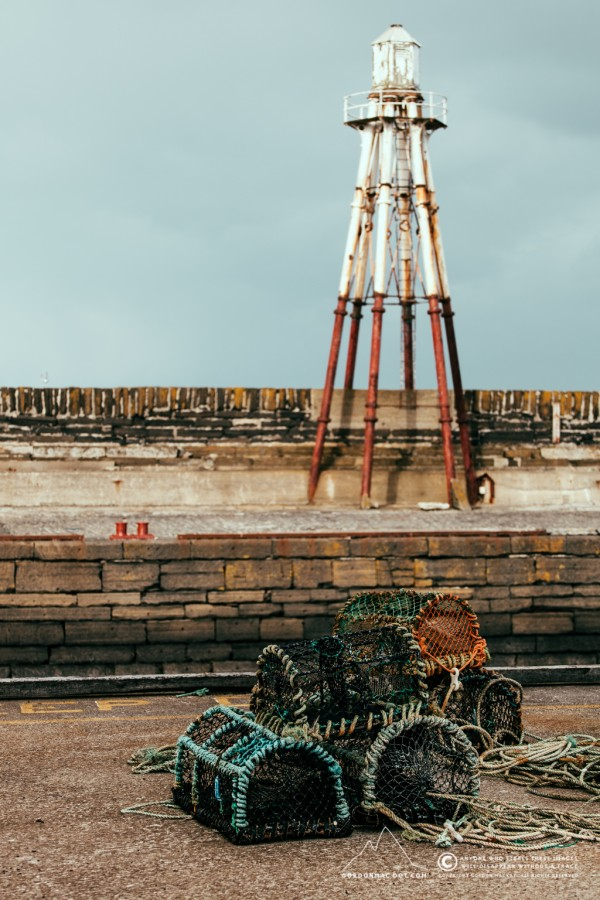 Light Tower, Wick Harbour