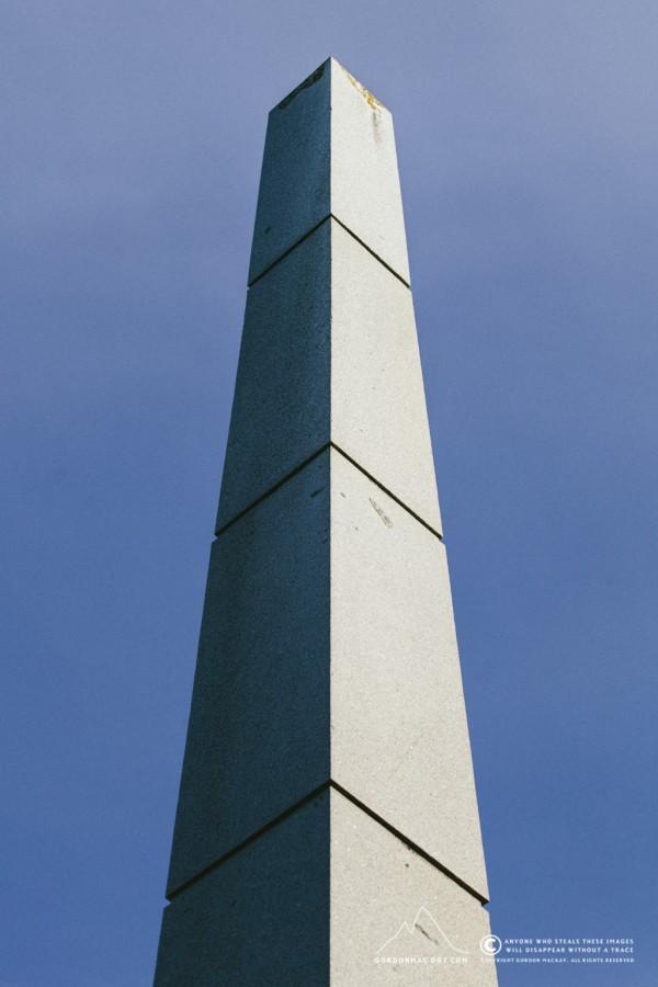 114/365 - James Bremner Monument, Wick
