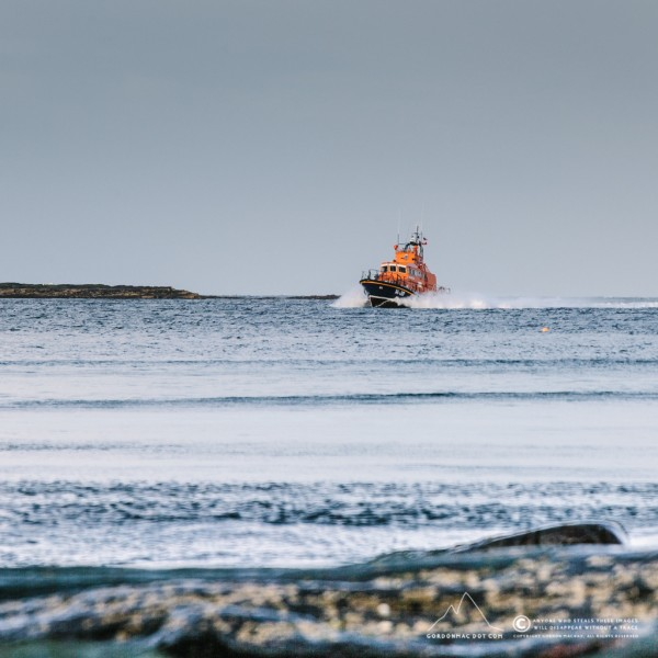 Roy Barker II returning to Wick Harbour (29th April 2013)