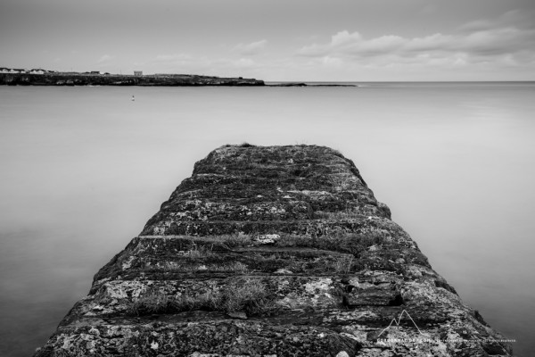 Thomas Stevenson's breakwater and Proudfoot