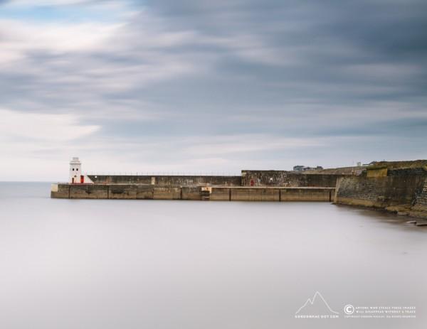 South Pier long exposure