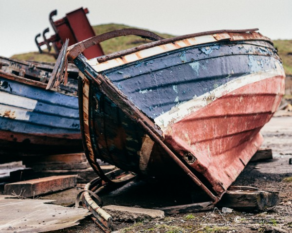 140/365 - Boat graveyard