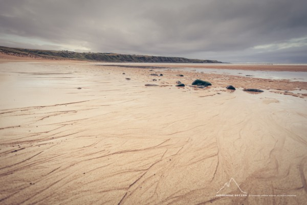 Low tide at Melvich
