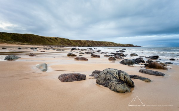 Melvich Beach on Christmas Day