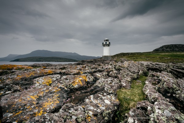 162/365 - Rhue Lighthouse