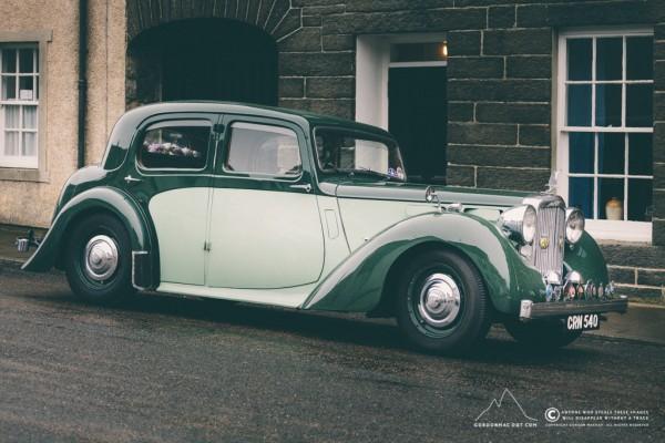 166/365 - 1949 Alvis TA14