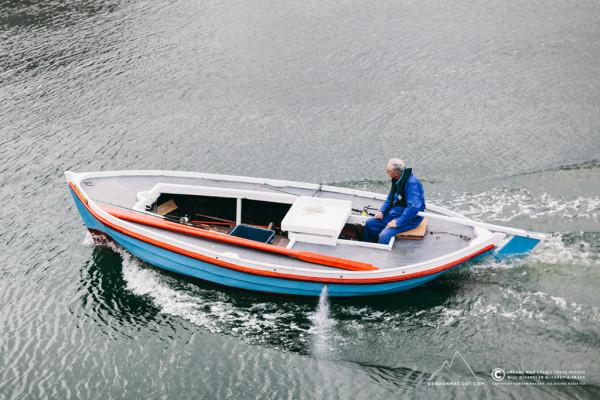 Peedie boat
