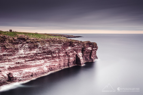 184/365 - 8 minute long exposure at Stack o' Brough