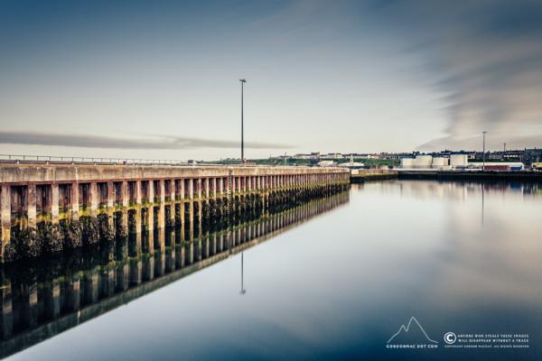 North River pier, Wick