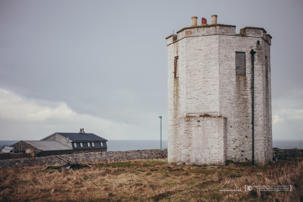 Old Coastguard Lookout, Hill of Man, Wick