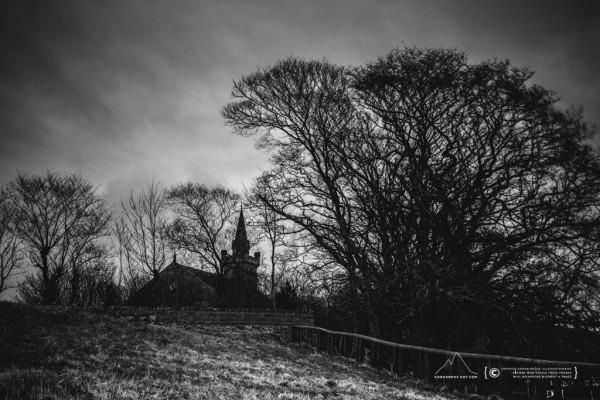 Old Parish Church from Glebe Park
