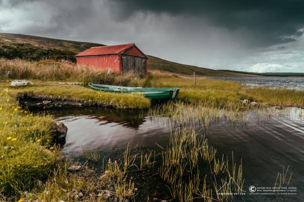 223/365 - Loch Scye