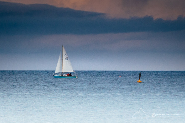 224/365 - Sailing boat - Wick Bay