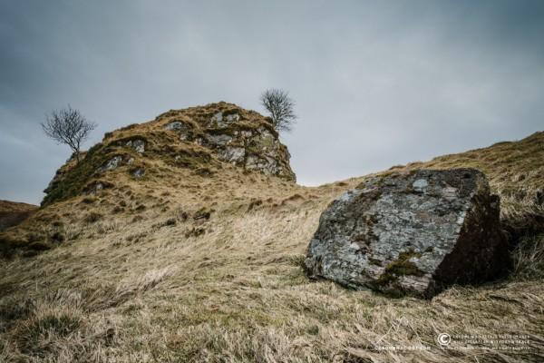 062/365 - Dirlot Castle (ruins)