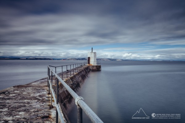 East Breakwater, Nairn