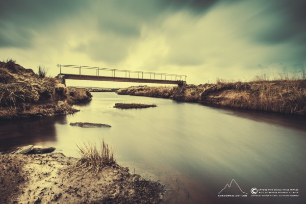 100/365 - Wick River