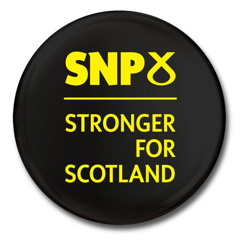 SNP: Stronger for Scotland