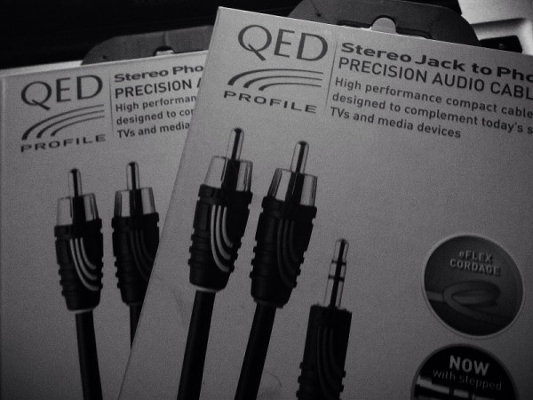 QED Profile Audio Interconnects
